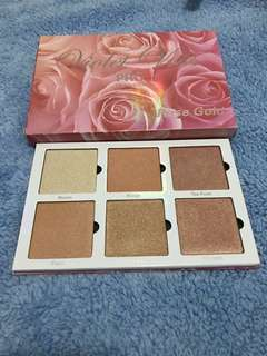 Violet voss rose gold highlighter