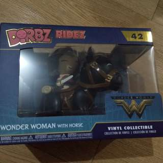 Wonder Woman Funko Dorbz Ridez