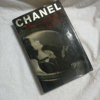 Chanel Book by Axel Madsen (1st Edition)