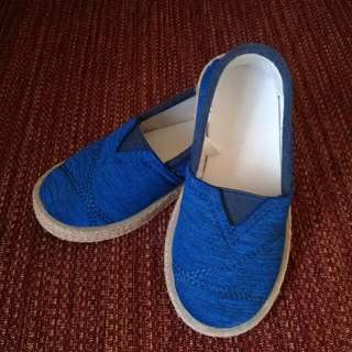 Mothercare Slip-on Shoes UK6 EUR23