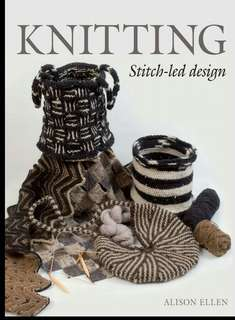 Knitting: Stitch-led Design
