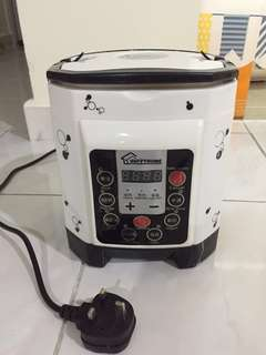 Multifunction electric cooker 1.2 L
