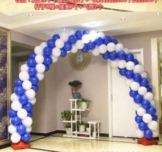 Rent of Arch With Balloons /w setup