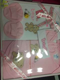 Newborn Gift Set baby girl