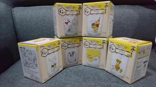 Pooh Bear 40th Anniversary Collection