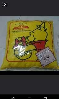 Pooh Bear 40th Anniversary Cushion