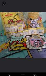 40th Anniversary Pooh Bear Plush