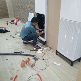 Aircon services cleaning, installation and preventive maintenance