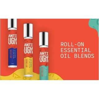 ANTI-SNOOZE Essential Oil