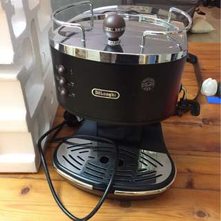 Delongi Coffee Maker