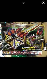 BANDAI DX DEN-O  幪面超人 電王 回旋劍