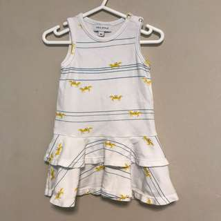 Sea Apple Baby Girl Dress
