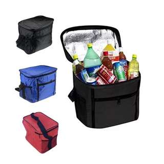 Thermal cooler warmer lunch bag