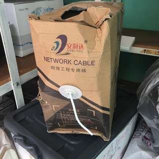 Cat 6 Ethernet LAN network cable