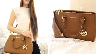 Michael kors sutton bag handbag Tote MK purse