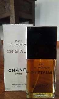 Cristalle eau de parfum 100ml