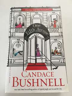 One Fifth Avenue by Candice Bushnell