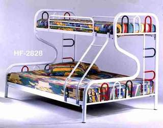 Brand new Double deck Bunk Bed 36/60 Cm 2828