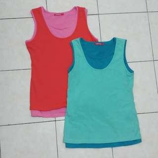Price for 6+1! Mamaway Nursing Top / Baju Menyusu