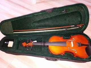 Laser violin