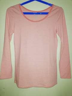 Sweatshirt in Pink