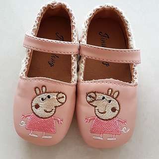 Peppa Pig Baby Girl Shoes