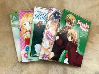 Gempak Starz Manga of 5
