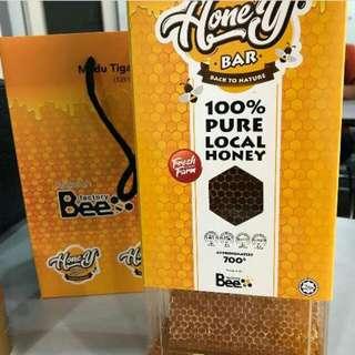 Honey Bar (Madu Sarang Shuib) 700gm