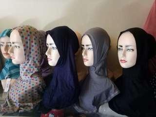 Aneka inner hijab murmer , minat Wa 089606072765