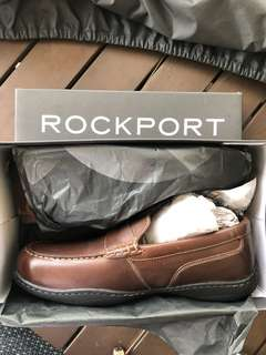 Brand New Rockport RLII Penny (Coffee Bean Brown) EUR 45W US 11W UK 10.5W
