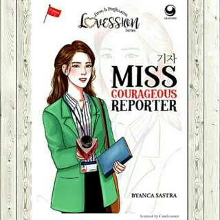 Premium ebook - My courageous reporter