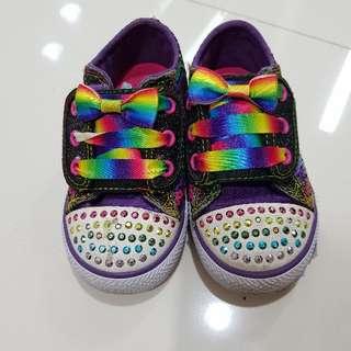Skechers kids shoes size U.S 7 (condition 9/10)