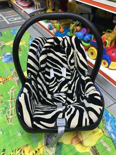 Baby Car Seat Maxi Cosi City Zebra