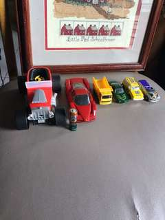 Take All Die Cast and Toy Cars
