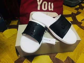 Lacoste Slide Authentic