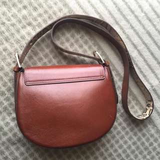 Authentic Leather Massimo Dutti from Spain
