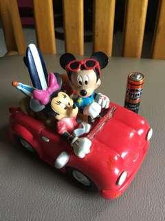 Vintage Mickey Heavy Metal Car