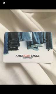 $34 American Eagle Gift Card