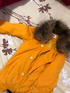 Spring overcoat