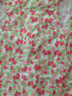 H & M floral summer dress
