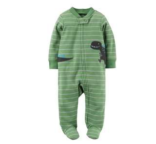 *3M* Brand New Carter's Sleep And Play For Baby Boy
