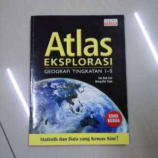 Atlas Eksplorasi Tingkatan 1-5