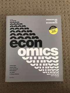 Principles of Economics Textbooks