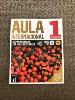 Aula International 1st Editon Spanish Textbook