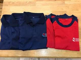International Community School (ICS) uniform