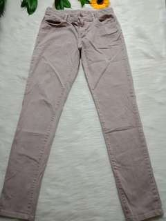 Rugged, Skinny GAP Denim Pants