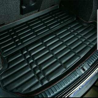 Honda jazz/fit GD trunk mat