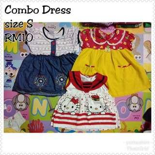 Prelove Baby Dress