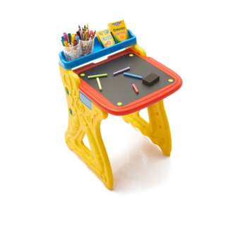 Crayola table and easel