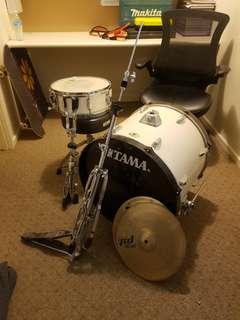 Tama swingstar drumkit